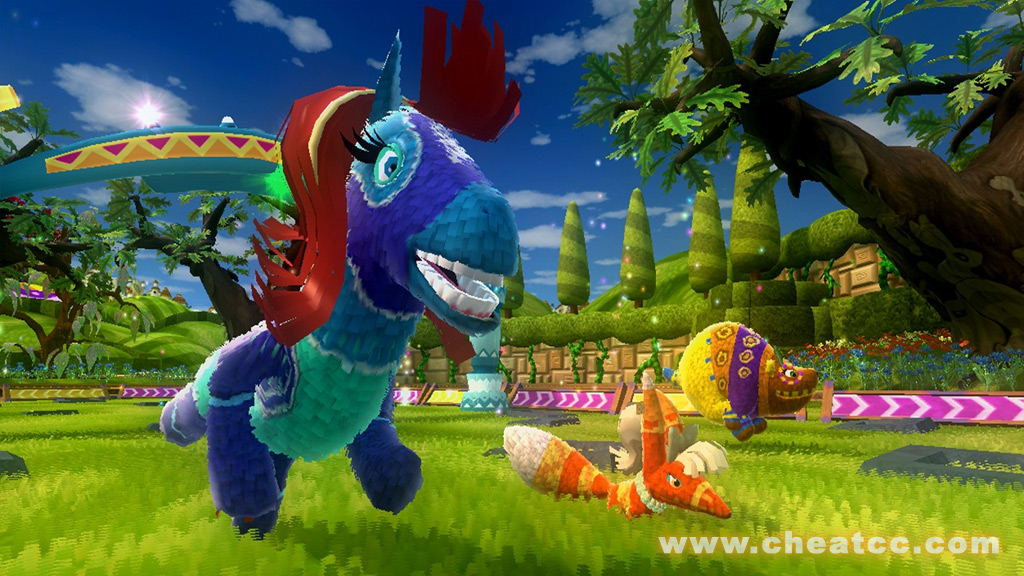 Viva Piata Party Animals Review For Xbox 360 X360
