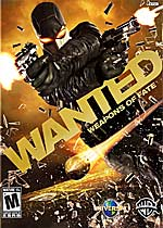 Wanted: Weapons of Fate box art