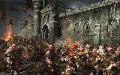 Warhammer: Battle March screenshot