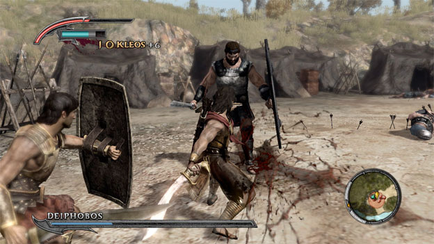 Warriors: Legends of Troy Screenshot