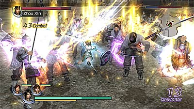 Warriors Orochi screenshot