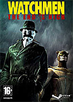 Watchmen: The End is Nigh Part 2 box art