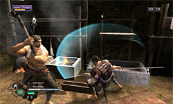 Way of the Samurai 3 screenshot