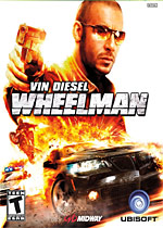 Wheelman box art