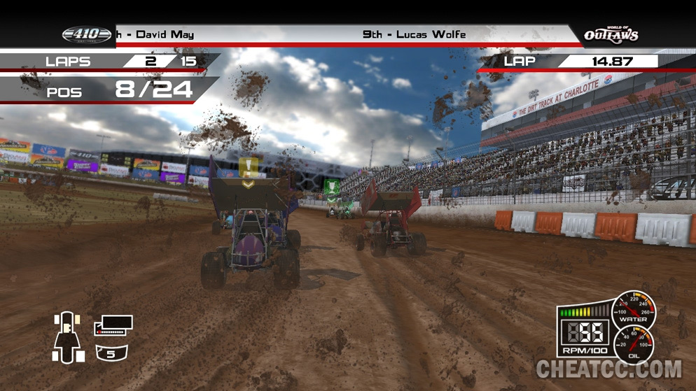 World Of Outlaws Sprint Cars Review For Xbox 360