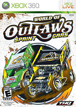 World of Outlaws: Sprint Cars box art