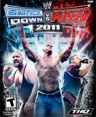 WWE SmackDown! vs. Raw 2011 box art