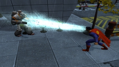 Justice League Heroes screenshot