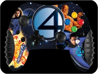 MadCatz Fantastic 4 Controllers (PS2, Xbox) Review / Preview for