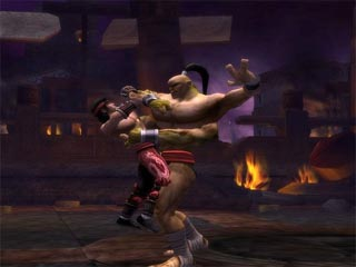 Mortal kombat shaolin monks characters - photo#25