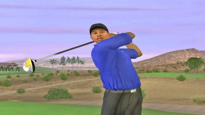 Tiger Woods PGA Tour 07 screenshot